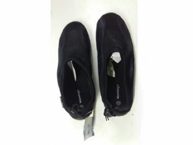 LAMINGO FANATICS BLACK GRAY SHOES