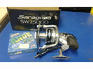 SHIMANO SARAGOSA 25000 WITH ANDE 80LB BRAID