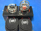 FEATHERLITE MG FLY REEL AND SPARE SPOOL