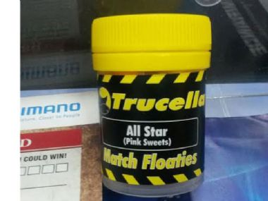 Trucella Hard Match Floaties 50ml