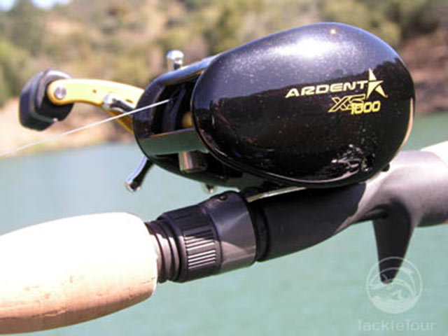 Ardent xs1000 for American made fishing reels