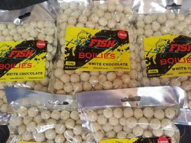 FISH BOILIES 20MM 250G