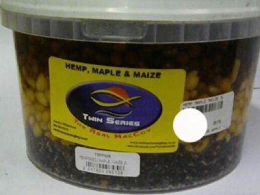 TWIN SERIES HEMP MAPLE AND MAIZE 2L