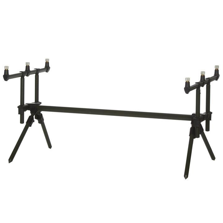 BERKLEY ESSENTIALS 4 ROD POD