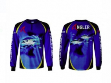 ANGLERS CATCH LONG SLEEVE SHIRTS ASSORTED