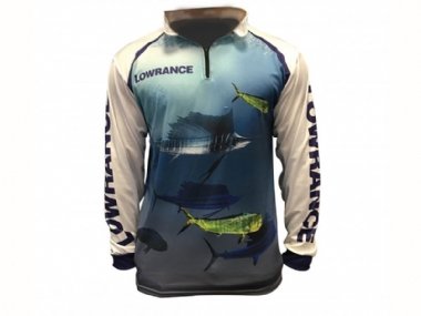 LOWRANCE SHIRT LONG SLEEVE