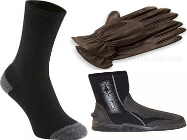 Footwear,Socks,Gloves