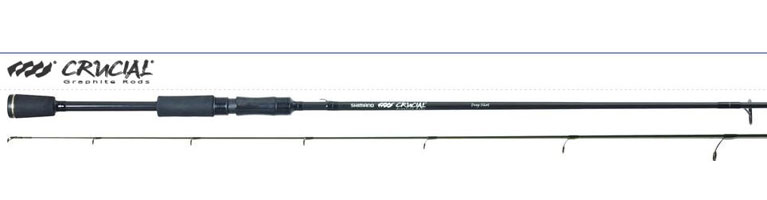 Shimano crucial tiger for Tiger fishing rods
