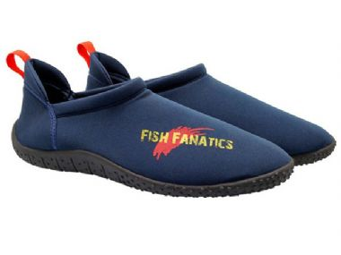 Fish Fanatic Navy Blue Shoe