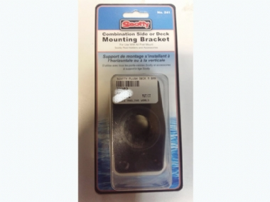 SCOTTY  MOUNTING BRACKET COMBINATION SIDE OR DECK