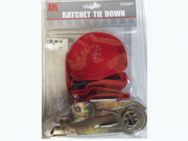 LX RATCHET TIE DOWN